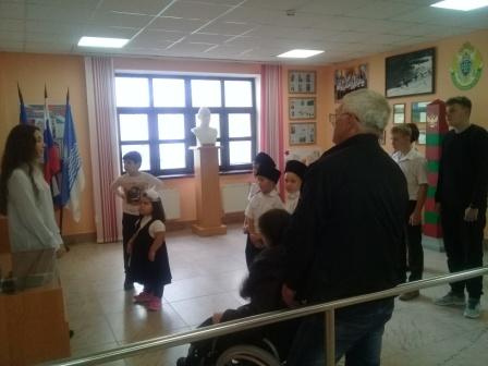 День открытых дверей ЦДО базовой школы  МАОУ СОШ № 8 им. Ц.Л.Куникова